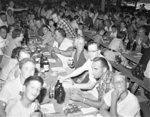 Polish Sportsman's Club Clambake for Members Greenport Sept. 1956 (2)