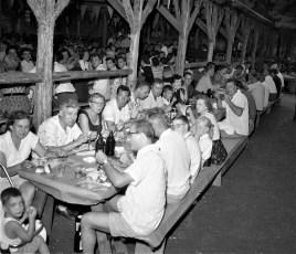 Polish Sportsman's Club Clambake for Members Greenport Sept. 1956 (3)