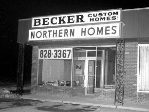 Robert Becker's Northern Homes Greenport 1969