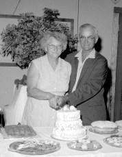 Elias & Lena Lynk's 40th Anniversary 1963 (1)