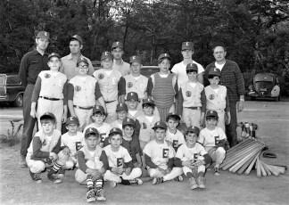 Elizaville Little League 1971