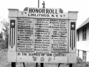 Linlithgo Honor Roll 1948