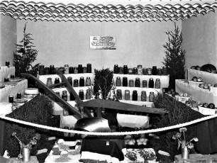 Livingston Grange Exhibit Col. Cty. Fair 1949