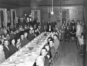 Livingston Manor Grange 45th Anniv 1950