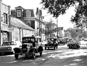 Antique Car Parade through Red Hook 1969 (2)