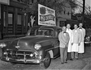Empire Super Market's 42nd Anniversary  Red Hook 1953