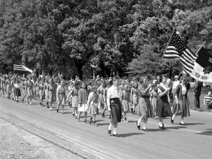 Memorial Day Parade Red Hook 1958 (3)