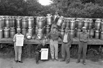 Milk Strike Red Hook & Hillsdale 1957 (4)