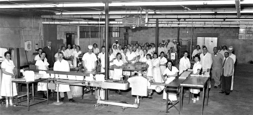 Orchard Hill Farm The Pie Factory Red Hook 1959 (3)