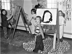 Red Hook Nursery School at the Methodist Church 1978 (1)