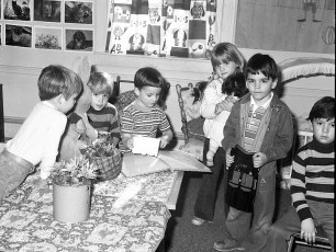 Red Hook Nursery School at the Methodist Church 1978 (2)