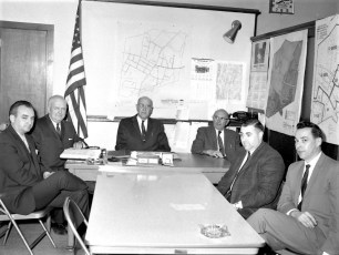 Red Hook Town Board 1969