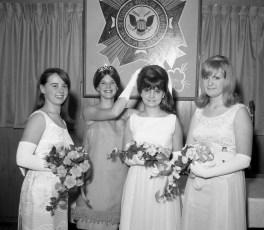 Red Hook VFW Queen Carol Lasher 1967 (2)