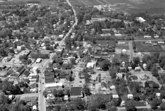 Town & Village of Red Hook aerial views 1969 (1)