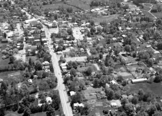 Town & Village of Red Hook aerial views 1969 (3)