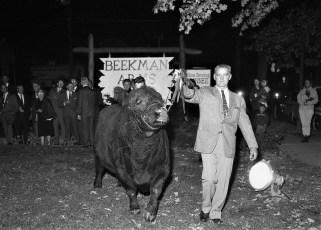 Beekman Arms Hotel Black Angus Exhibition Rhinebeck 1961 (6)