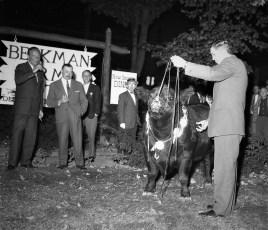 Beekman Arms Hotel Black Angus Exhibition Rhinebeck 1961 (7)