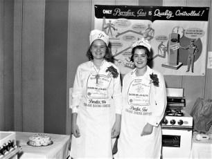 Pyrofax Teen Baking Contest Rhinebeck 1961