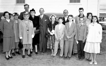 Holy Cross Church Confirmation Taghkanic 1957 (2)
