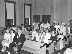 Taghkanic Center Lutheran Church Hymn Sing East Taghkanic 1976