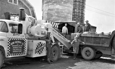 Heins Equipment Co. Valatie 1957