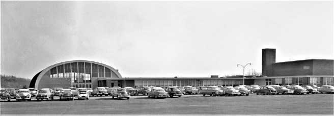 Ichabod Crane Central School 1957