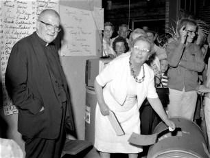 St. John's Roman Catholic Church Bazaar Kinderhook 1964 (2)