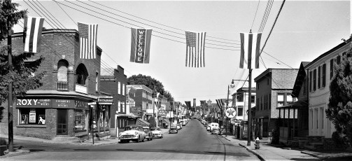 Valatie Centennial Celebration & Parade July 4, 1956 (1)