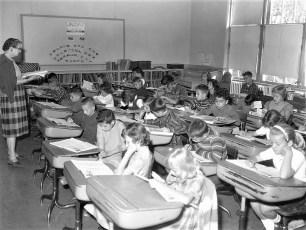 Stottville School Classrooms 1961 (4)