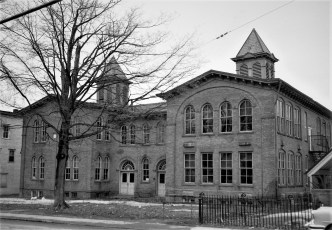 Old Philmont School 1958