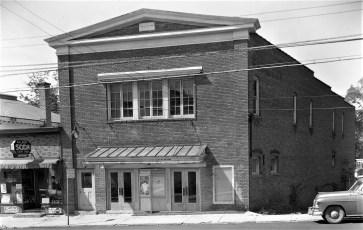 Philmont Movie House Main Street 1958 (2)