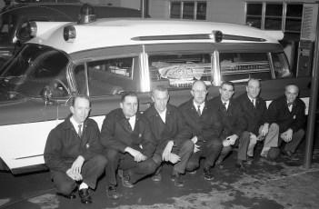 Philmont Rescue Squad 1963 (2)