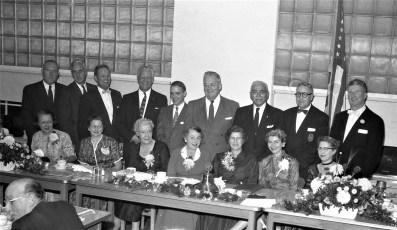 Philmont Rotary Charter Night 1956 (1)