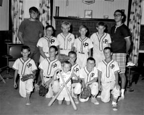 Philmont Summer Youth Program 1967 (2)