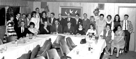 Swiss Farms Philmont Banquet at Kozal's 1966