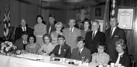 American Legion Post 524 Tivoli 47th Birthday 1965