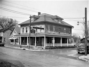 Hotel Morey Tivoli 1952