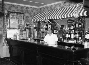 Reese's Bar & Grill Route 9G Tivoli 1954 (1)