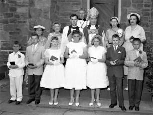 St. Paul.s Church Communion Tivoli 1959
