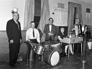 The Phil Detrick Band Tivoli 1970