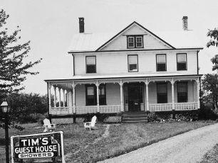 Tim's Guest House Tivoli 1948