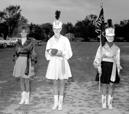 Tivoli American Legion New Flag Ceremonies 1963 (1)