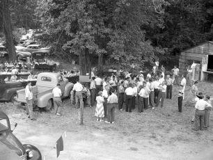 Tivoli Clam Bake 1949