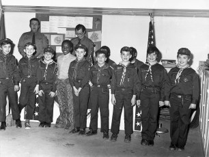 Tivoli Cub Scout Pack 16 Blue & Gold Banquet 1973 (1)
