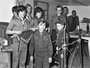 Tivoli Cub Scout Pack 16 Blue & Gold Banquet 1973 (2)