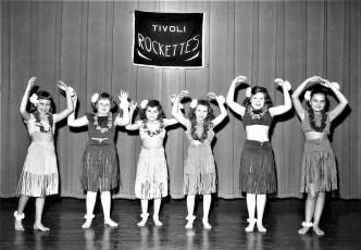 Tivoli Rockettes 1960 (2)