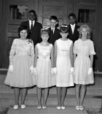 Tivoli School Graduation 1965 (2)