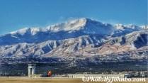 *Pikes Peak, Colorado Springs, Colorado.