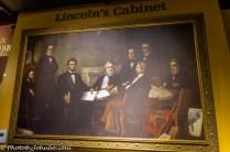 Lincoln's Cabinet.