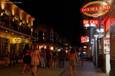 Les nuits de la Nouvelle-Orléans, Mai 2015